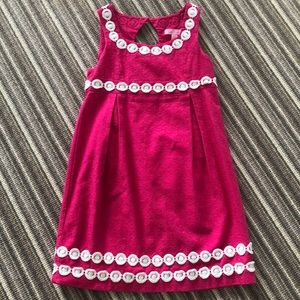 Hot Pink Lilly Pulitzer Dress